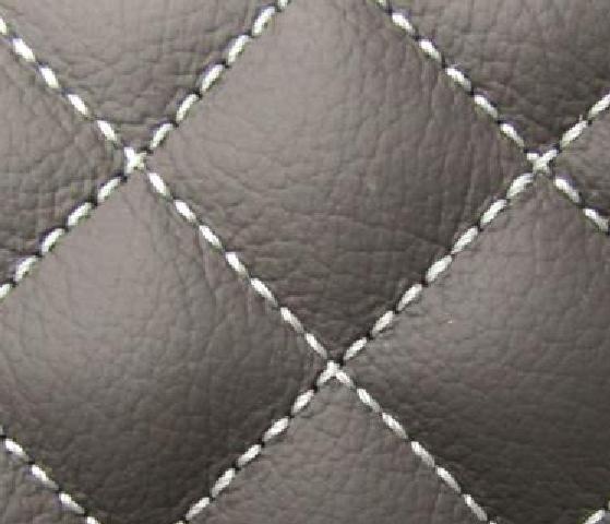 Cross Stitching Leather Upholstery Pattern