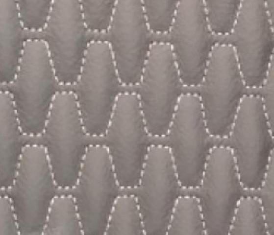 Hexagon / Hex Tek Leather Upholstery Pattern