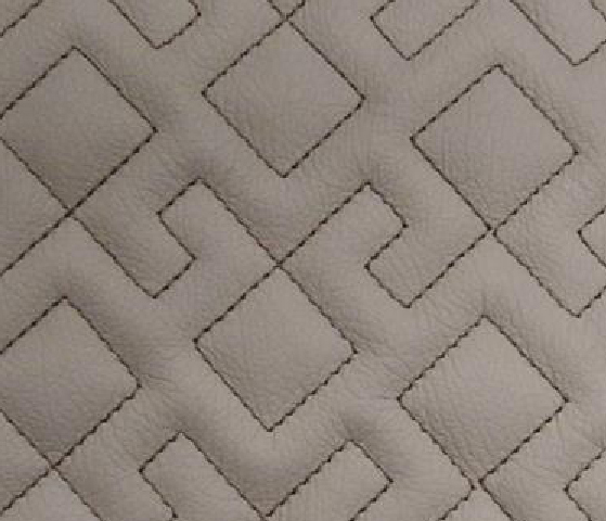 Diamond Structure Leather Upholstery Pattern