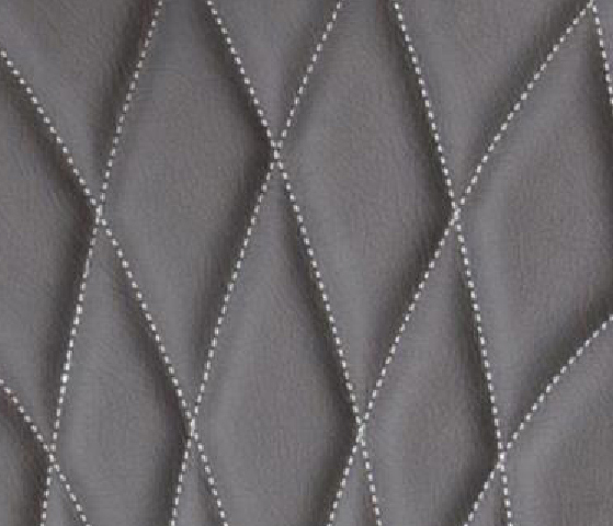 New Diamond Flow Leather Upholstery Pattern