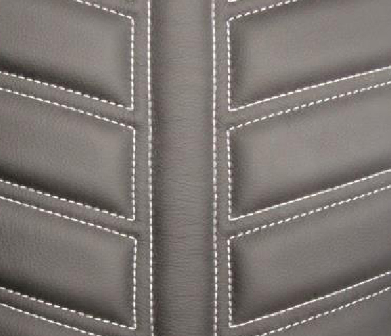 Viper Design Leather Upholstery Pattern